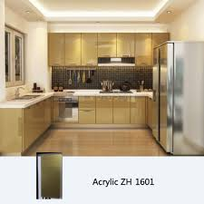 high gloss acrylic kitchen cabinets to invigorate in home