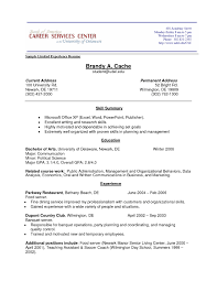 how to write a resume experience cover letter cover letter for