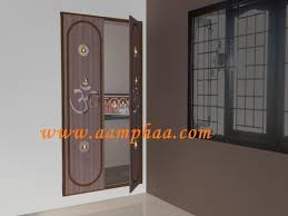 Modern Pooja Room Design Ideas Glass Door Designs For Pooja Room Google Search More Prayer Room