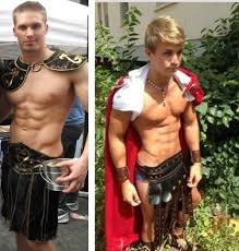 Bodybuilder Halloween Costumes Man U0027s Guide Creating Sexiest Halloween Costume