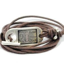 leather wrap bracelet men images Shop men 39 s rustic bracelets on wanelo jpg