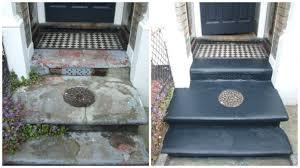 Paint A Front Door Restoring And Repainting A Front Doorsteptrim Decorating