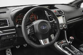 subaru gc8 interior 2017 subaru impreza sti news reviews msrp ratings with