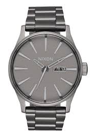 sentry ss men u0027s watches nixon watches and premium accessories