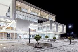 exterior xplus construction ambato courthouse arquitectura x espinoza carvajal colectivo