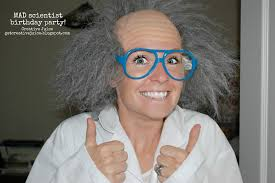 Halloween Mad Scientist Costume Science Party Creative Juice