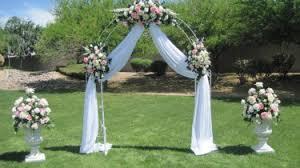 wedding arches decorated wedding arches wedding corners