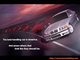 Bmw M3 Old - best bmw e36 m3 ad ever cars ads folders pinterest bmw