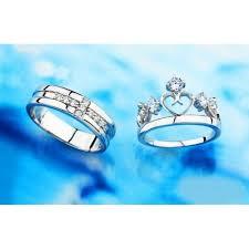 buy online rings images Buy crown couple rings for her online in pakistan buyon pk jpg