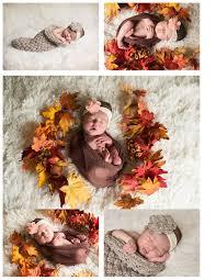 newborn salem oregon by simply photography fall leaves