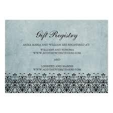 wedding registry cards custom wedding invitations business card templates bizcardstudio