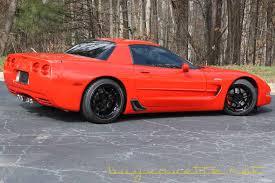 2004 chevrolet corvette z06 specs 2004 corvette z06 for sale at buyavette atlanta