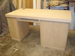 fabriquer bureau sur mesure tiroir invisible desk meubles sur mesure bureau