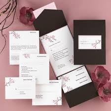 invitations for wedding how to choose summer wedding invitations ideas