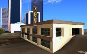 lamborghini showroom building ferrari lamborghini porsche car showroom for gta san andreas
