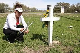 memorial crosses for roadside dwi memorials coming san antonio express news