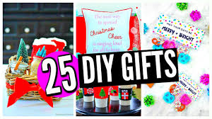 Homemade Christmas Gifts by 25 Diy Christmas Gifts For Friends Family Boyfriend Mom Dad