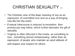 christianity premarital marital relationships and