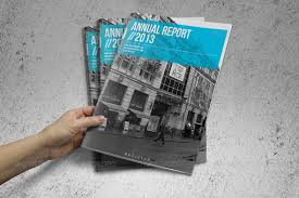 ind annual report template 32 indesign annual report templates for corporate businesses