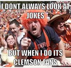 Clemson Memes - clemson sucks home facebook