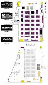 Make Floor Plan Floor Plan U0026 Exhibitor List Make Up Artist Show Imats