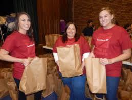 registration for thanksgiving food basket program begins november