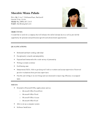 resume sle for ojt accounting students sle resume objectives for ojt accounting students 28 images