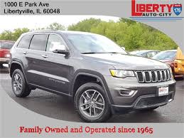 jeep grand cherokee limited 2017 2017 jeep grand cherokee limited 4x4 in libertyville il chicago