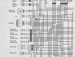 yamaha xj600 wiring diagram in fuse box diagram for 96 eclipse