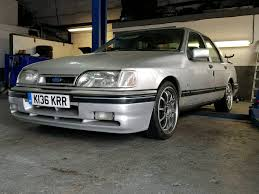 ford sierra sapphire azura text only in washington tyne and