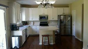 Refinishing Wood Cabinets Kitchen Forget Cabinet Refacing Refinish You Kitchen Cabinets Grants