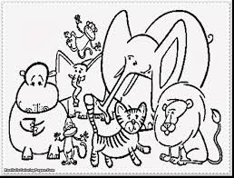 realistic animal coloring pages good zoo animal coloring pages with zoo animal coloring pages