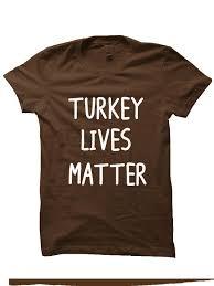 turkey lives matter t shirt thanksgiving shirt