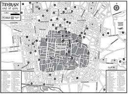 Tehran Map Savagepedia Day After Ragnarok