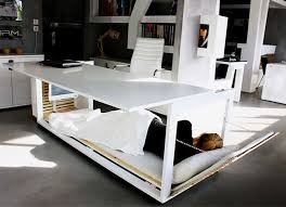 ce bureau convertible en lit va cartonner en entreprise maxitendance