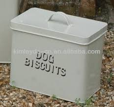 Decorative Dog Food Storage Container - metal dog food container buy dog food container decorative dog