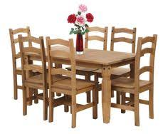 Waxed Pine Dining Table Corona Distressed Waxed Pine 5 King Size High Foot End Bed With A