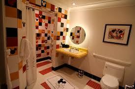 Mickey Mouse Bathroom Ideas Mickey Mouse Themed Bathroom My Web Value