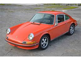 Porsche 911 Orange - 1970 porsche 911 for sale on classiccars com 4 available