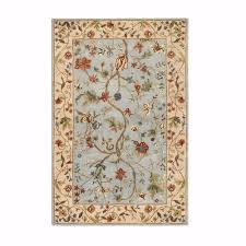 home decorators collection antoinette wembley blue beige 12 ft x
