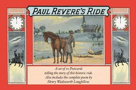 paul revere s ride book wallbuilders llc paul revere s ride postcard book nwb01