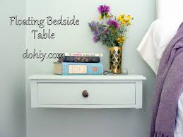 How To Make A Wooden Bedside Table by Best 25 Small Bedside Tables Ideas On Pinterest Night Stands