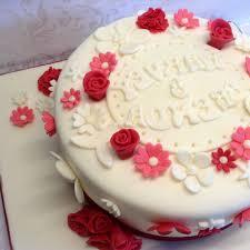 1st Wedding Anniversary Cake Designs Tbrb Info