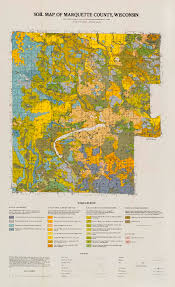 County Map Of Wisconsin by Wisconsin Geological U0026 Natural History Survey Soil Survey Of