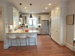 Kitchen Peninsula Cabinets Best 20 Kitchens With Peninsulas Ideas On Pinterest Kitchen