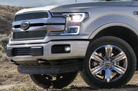 Ford Escape Light Bar - 2018 ford f 150 limited truck model highlights ford com