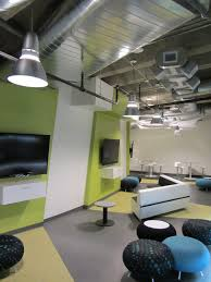 renovation to a student union lounge included designing the right