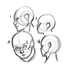 how to draw easy people step by step faces people free online