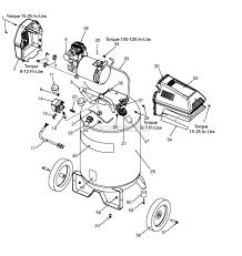 magnetic contactor wiring diagram for fair air compressor carlplant