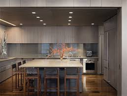 Intensify The Look Of Your Kitchen With  Glass Back Painted - Painted glass backsplash